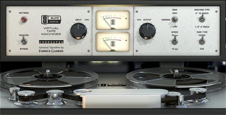 Slat Virtual Tape Machines