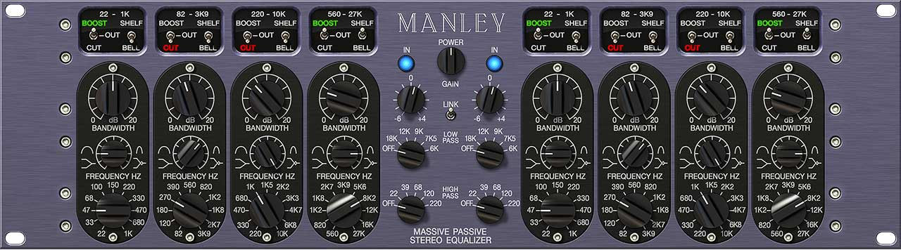 UAD Manley Massive Passive