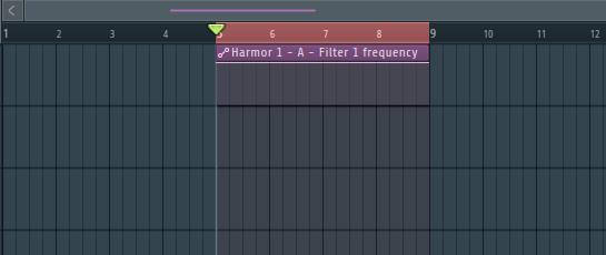 FL Studio Time Selection