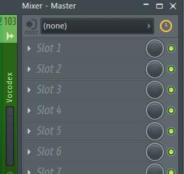 FL Studio Inserts