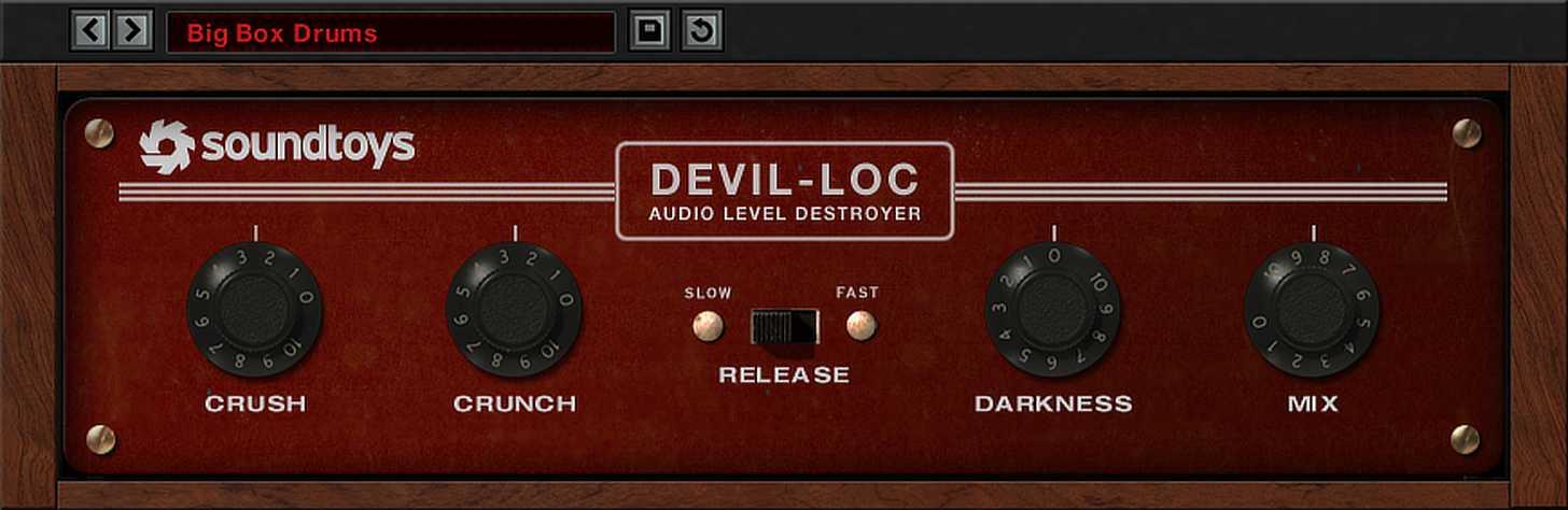 Soundtoys Devil Loc Deluxe