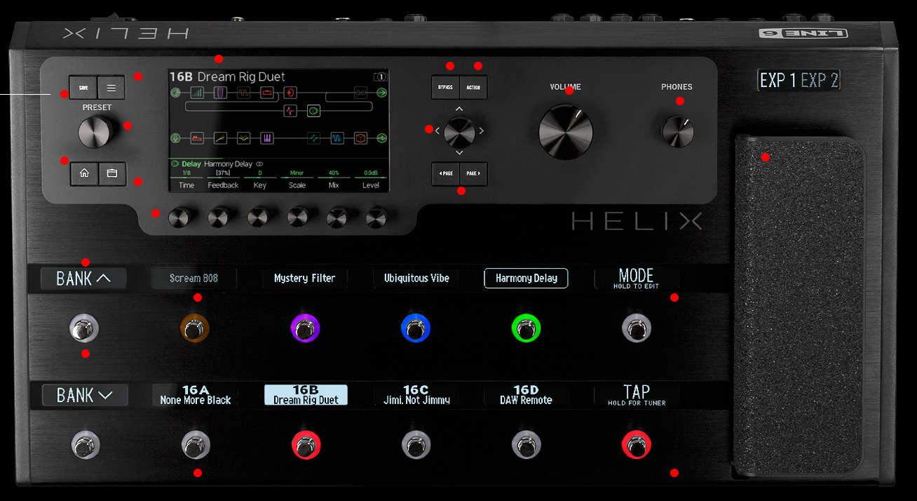 Lijn 6 Helix