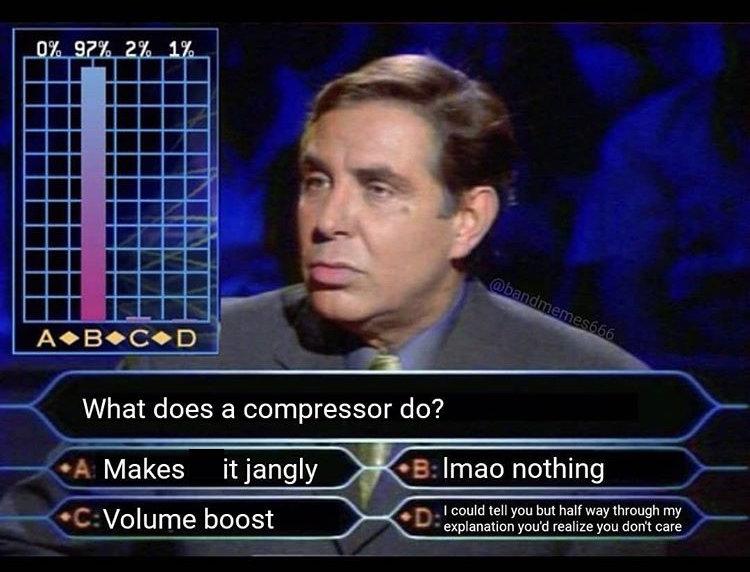 What Does A Compressor Do