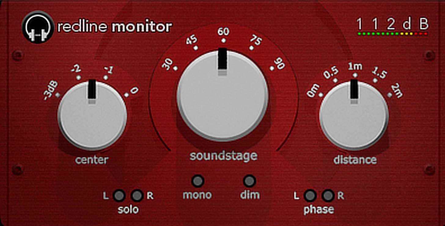112 dB Redline Monitor