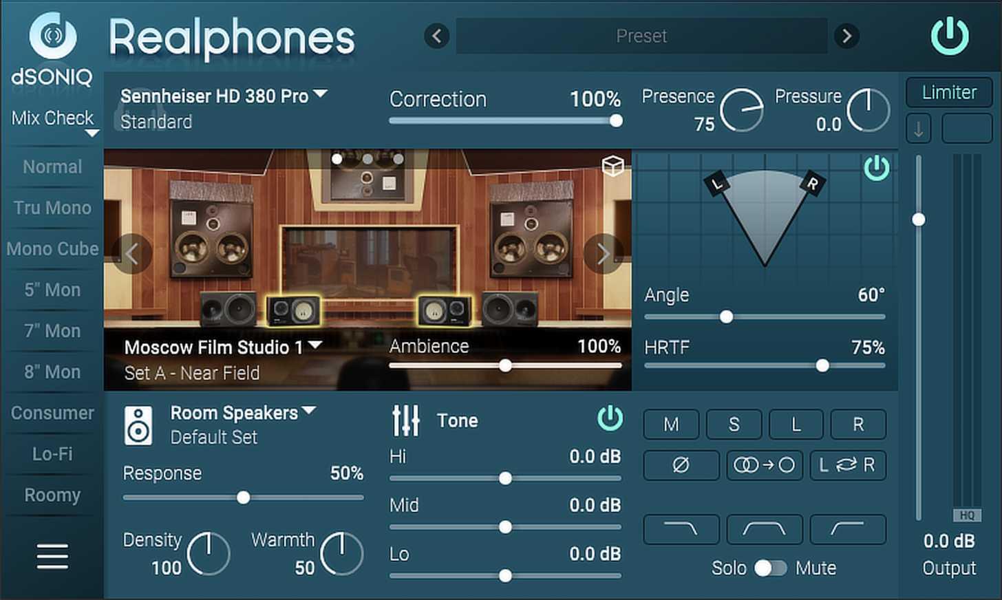 dSONIQ Realphones