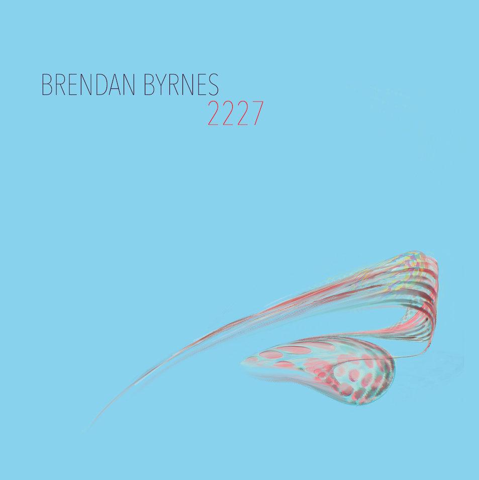 Brendan Byrnes Album Cover