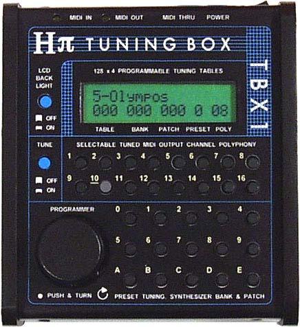 H-Pi Tuning Box